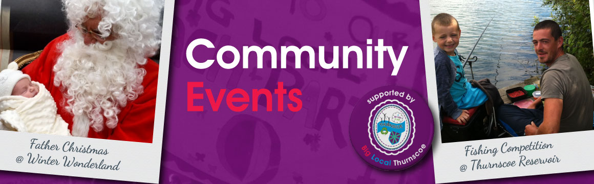Big Local Thurnscoe - Community Events