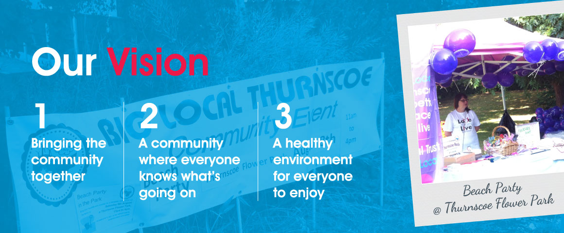 Big Local Thurnscoe - Our Vision