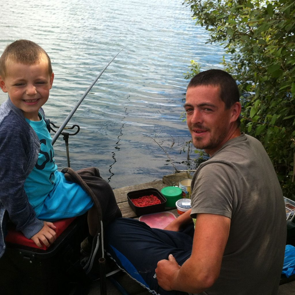 under 16s fishing competiton thurnscoe reservoir