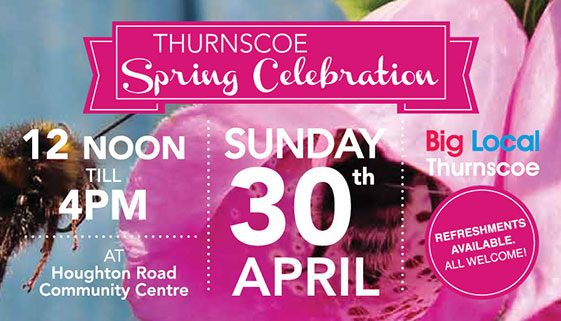 Thurnscoe Spring Celebration