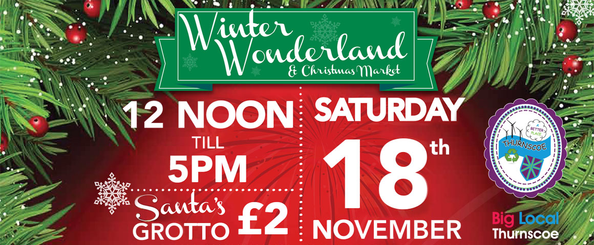 winter wonderland and christmas market 2017