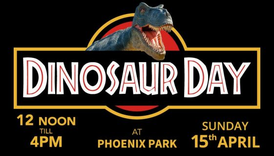 Dinosaur Day at Phoenix Park