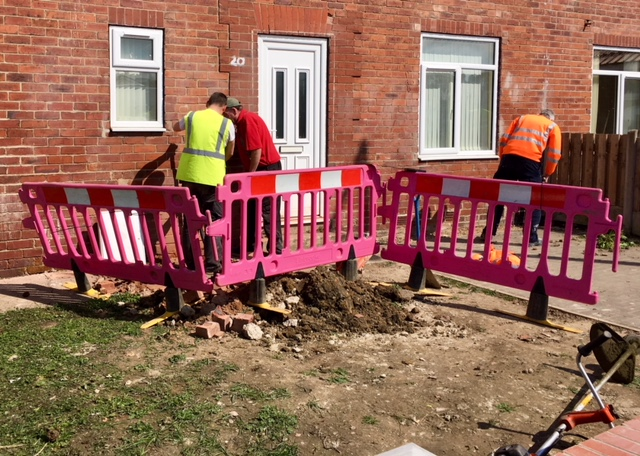 big local thurnscoe community housing refurbishment