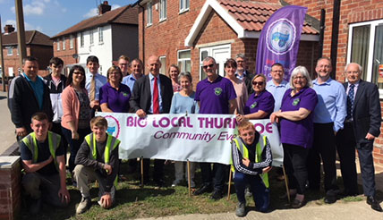 Big Local Thurnscoe opens the doors to Housing Refurbishment