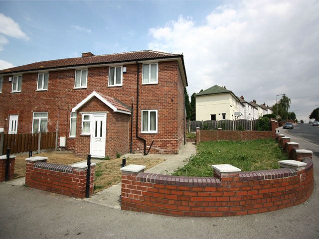 Grange Crescent, Thurnscoe, ROTHERHAM, South Yorkshire  - For Sale £85,000