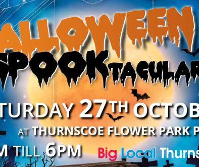 Halloween Spooktacular Thurnscoe