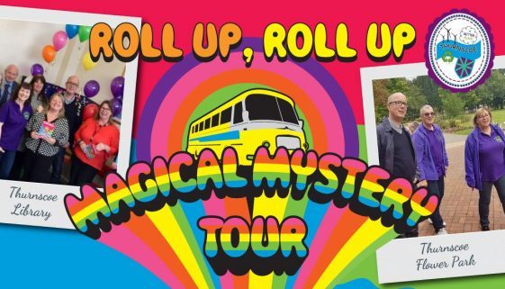 Magical Mystery Tour Thurnscoe
