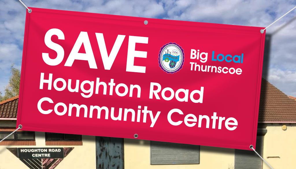 Save Houghton Road Community Centre