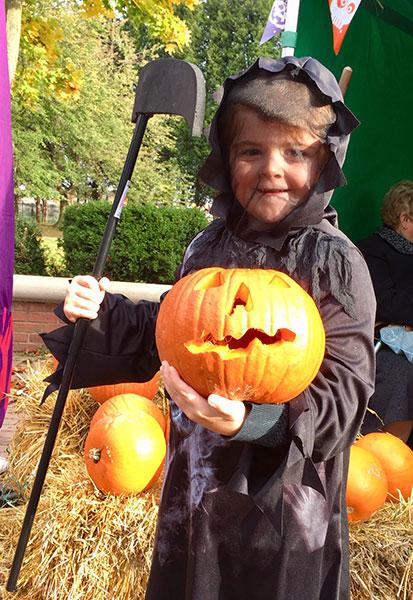 Halloween Spooktacular Thurnscoe Fancy Dress