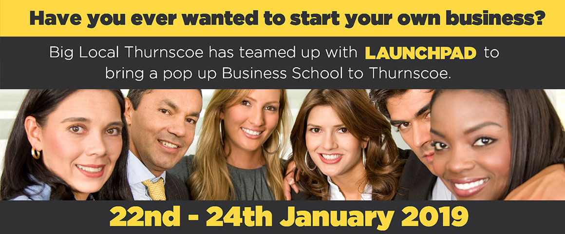launchpad business school thurnscoe