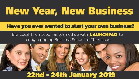 Launchpad New Year, New Business