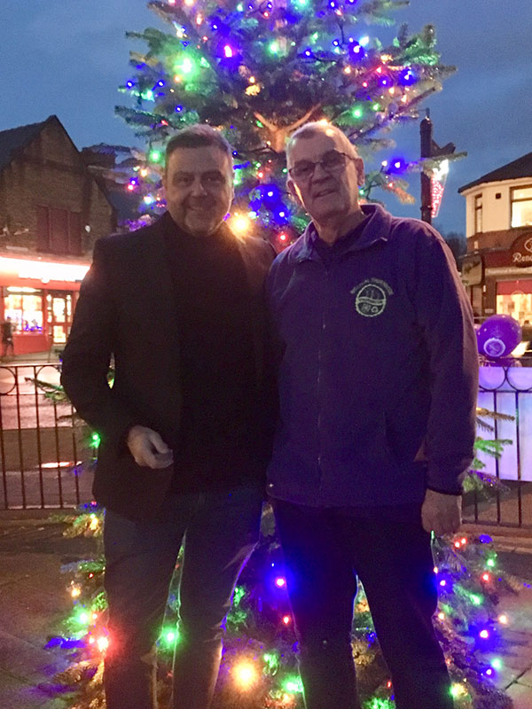 thurnscoe christmas lights bryan derek