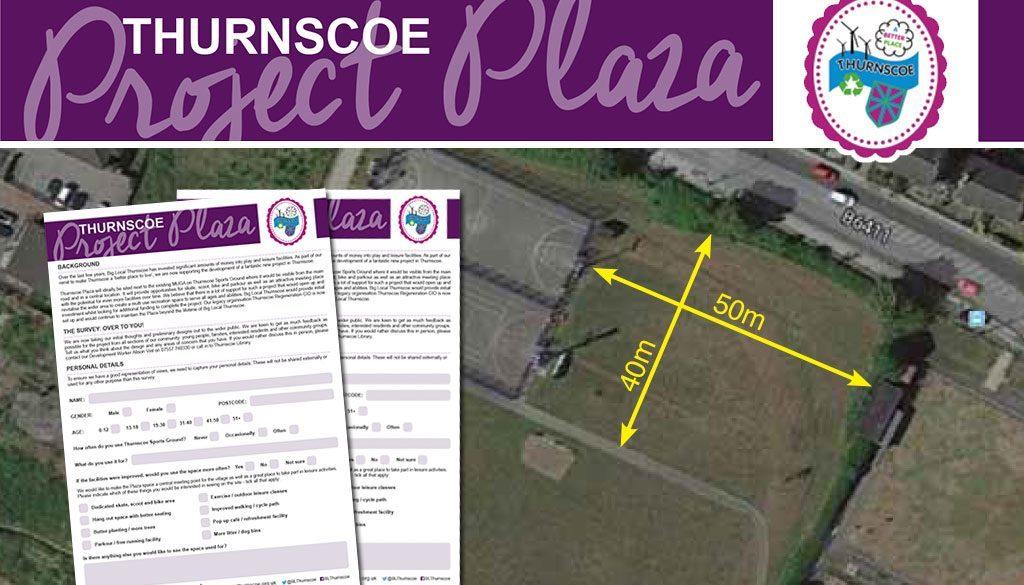thurnscoe plaza survey