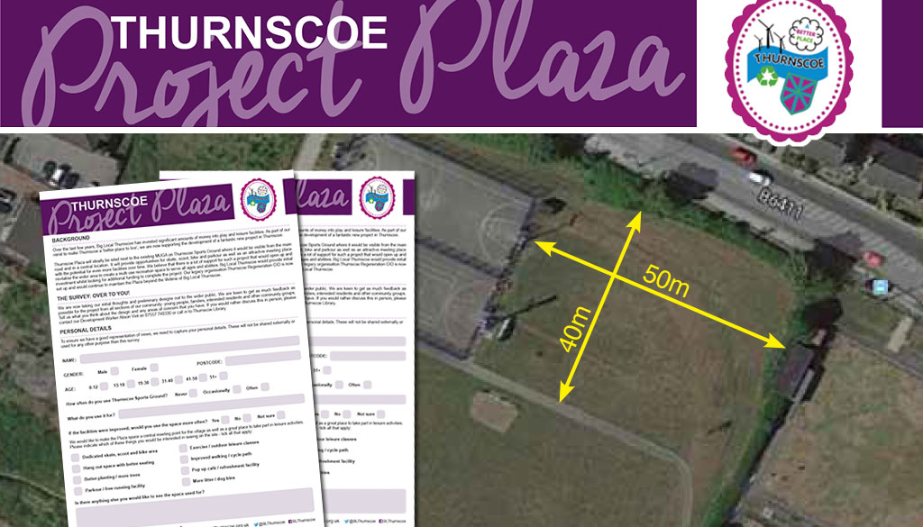 thurnscoe plaza survey