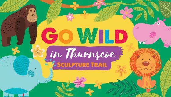 Go Wild in Thurnscoe Sculpture Trail