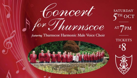 Concert for Thurnscoe
