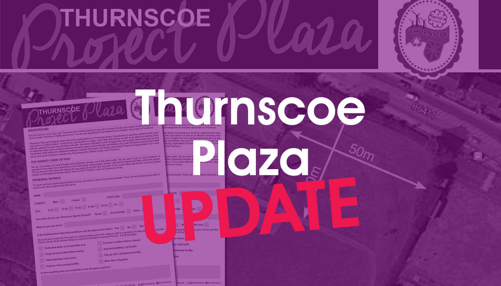 Thurnscoe Plaza Update
