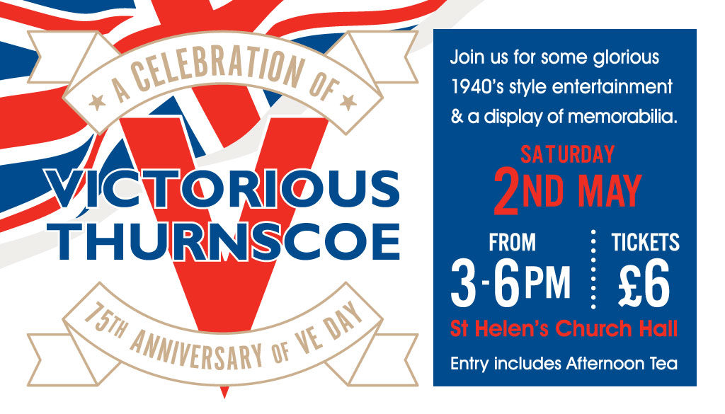 victorious thurnscoe - a ve day anniversary celebration