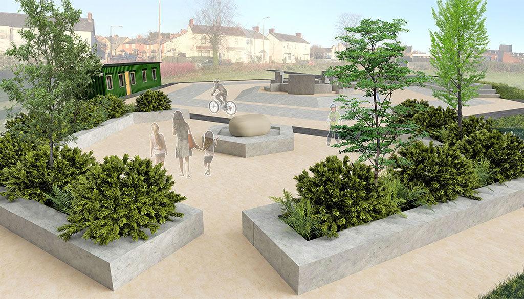 Thurnscoe Community Plaza