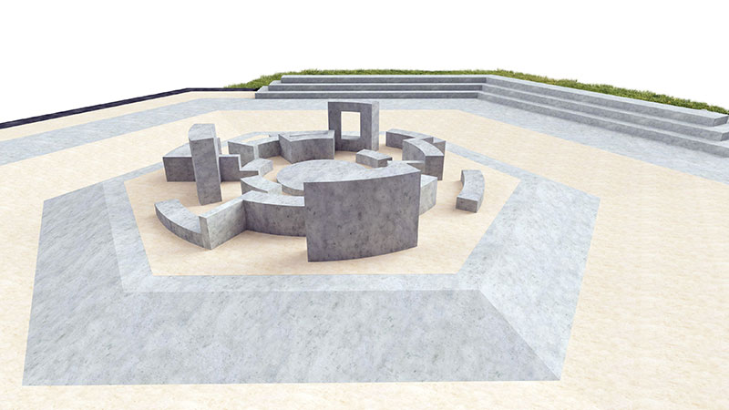 thurnscoe community plaza render2