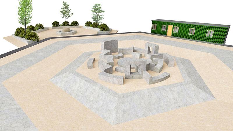 thurnscoe community plaza render3