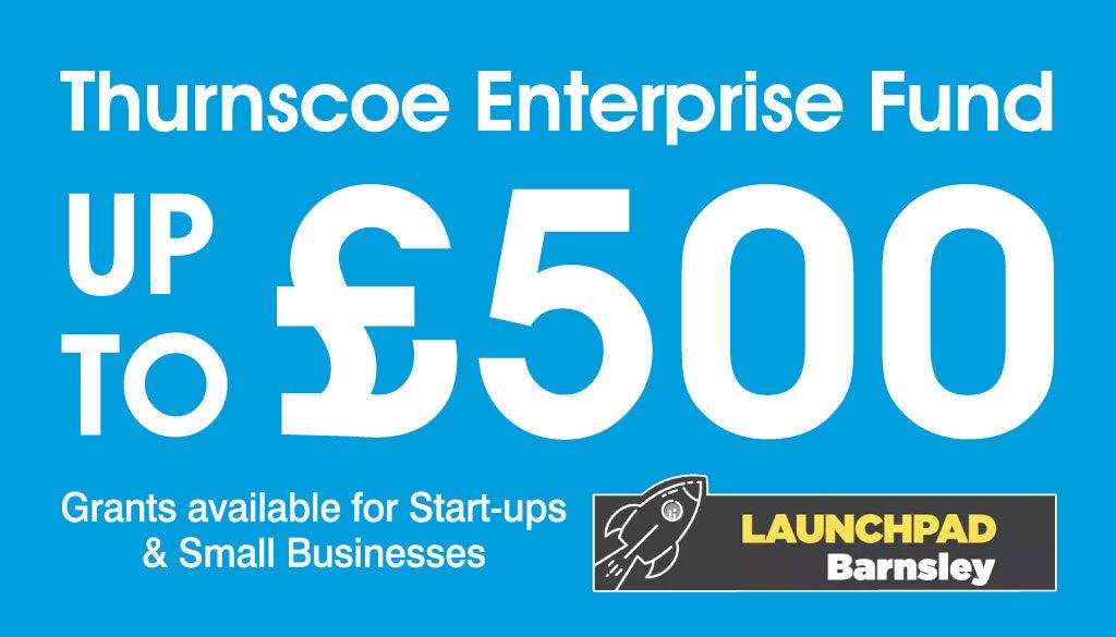 thurnscoe enterprise fund news